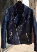 Из крокодила куртка – Куртка из кожи крокодила – купить на Ярмарке Мастеров