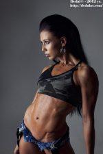 Яна кащеева бодибилдинг – спортивное тело тоже может быть красивым и женственным