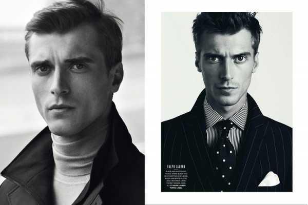 Парни модели с глянцевых журналов, топ парней с фото